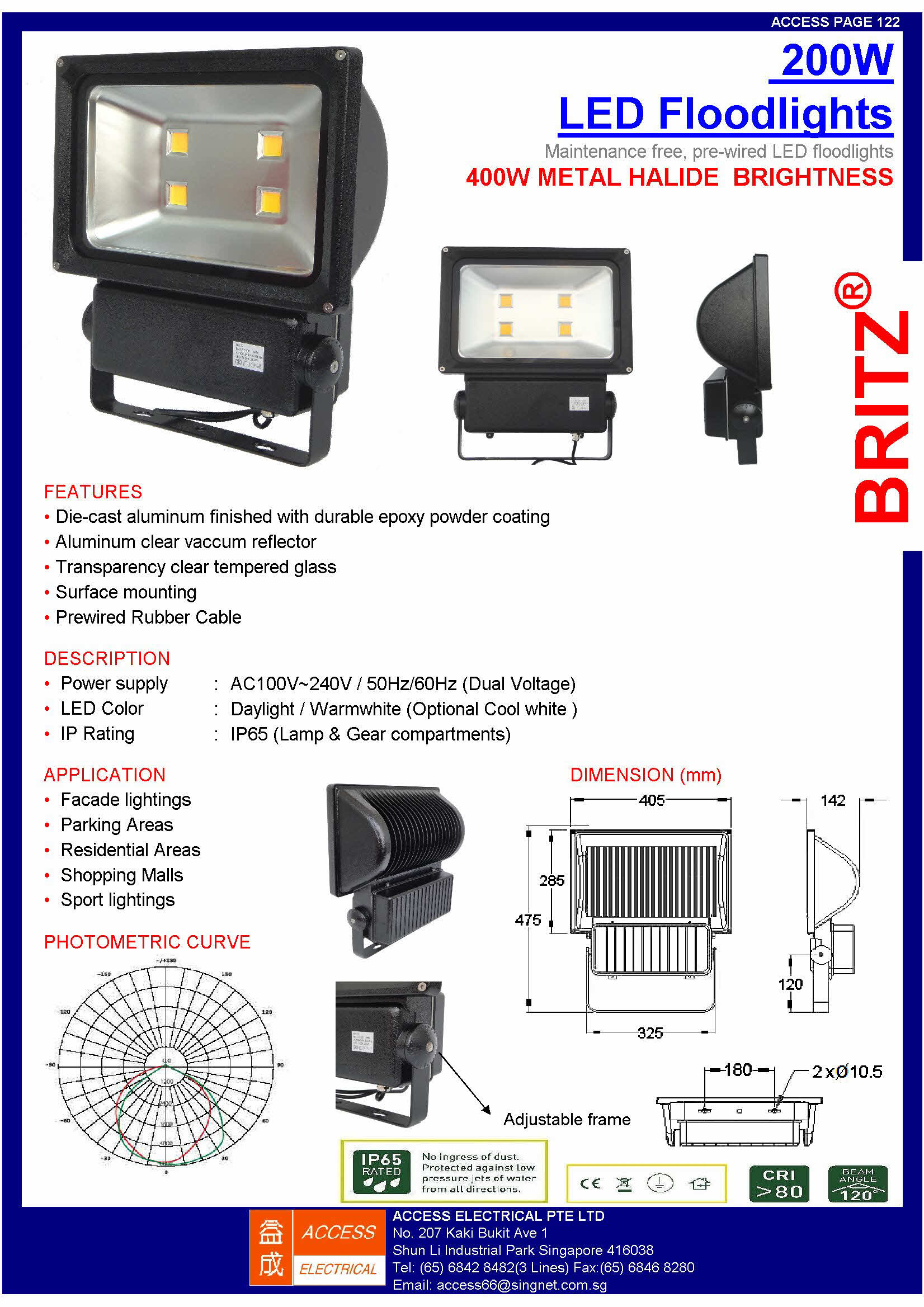 LED FLOODLIGHT 6