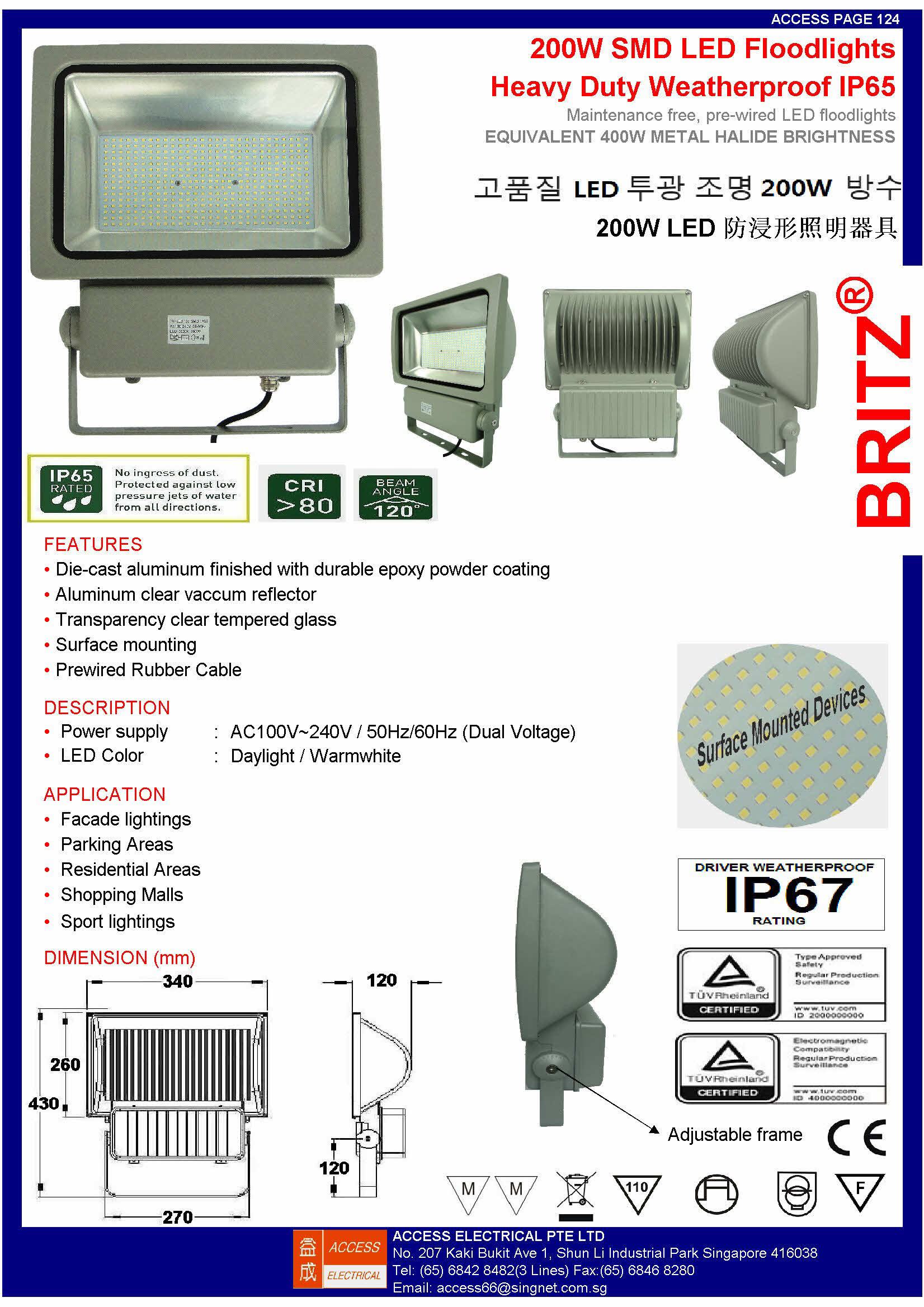LED FLOODLIGHT 3